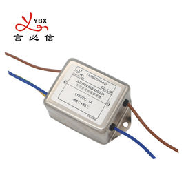 Yanbixin 1A 120VAC Power Line Filters Single Phase For High Interference Environment