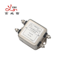 Yanbixin General Coil Single Phase RFI Filter / EMC Filters For AC Power Line